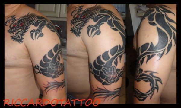 reprise dragon