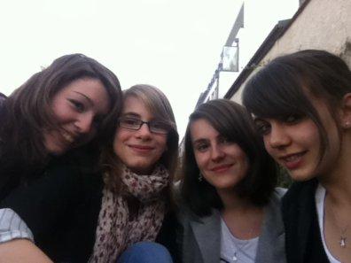 Des amies ..  ♥