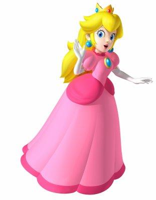 Presentation De Peach Princesse Peach X