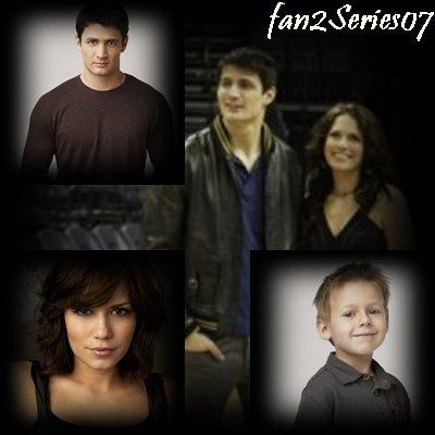 Naley's family