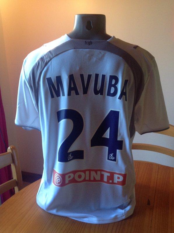 Flocage Mavuba 24