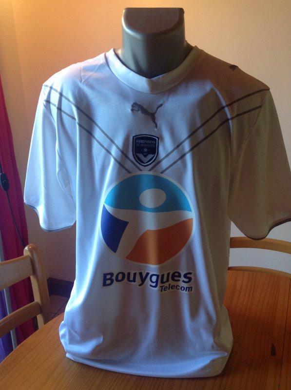 Maillot Coupe de la Ligue 2006/2007