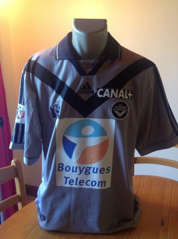 Maillot Coupe de la Ligue 2000/2001