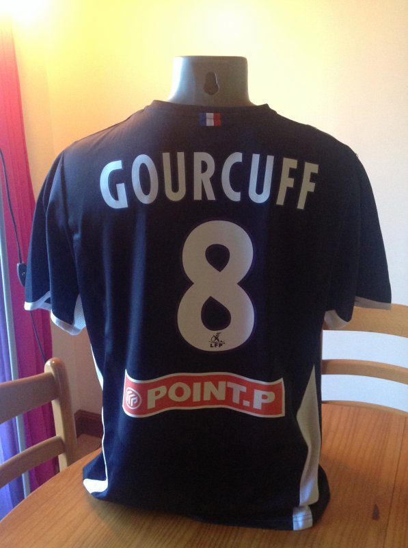 Flocage Gourcuff 8