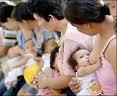 Bravo a toutes ces mamans qui allaitent leurs bébés , et une pensée a l'endroit de toutes ces mères qui pour une raison ou une autre ne peuvent pas le faire |