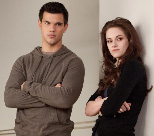 Bella et Jacob ❤