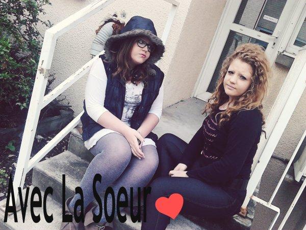 C'est MémeMoi & MaPtiteSoeur ♥♥.