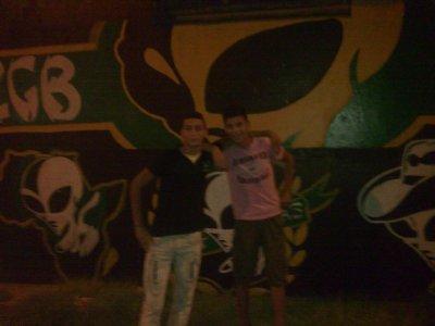 Omar et Nouamane