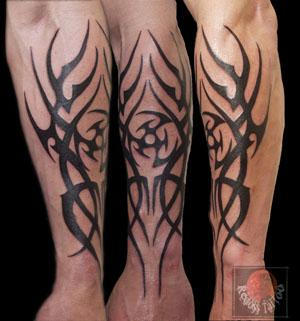 Tribal Sur L Avant Bras Redoss Tattoo