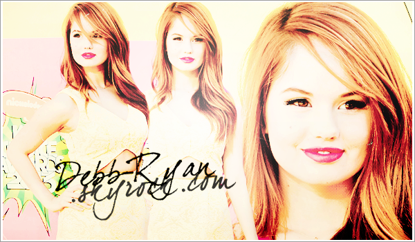 "« DEBB-RYAN TA SOURCE SUR LA STAR DE "" JESSIE "" DEBBY RYAN  »"