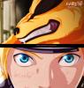 Naruto et Kyubi trop beaux