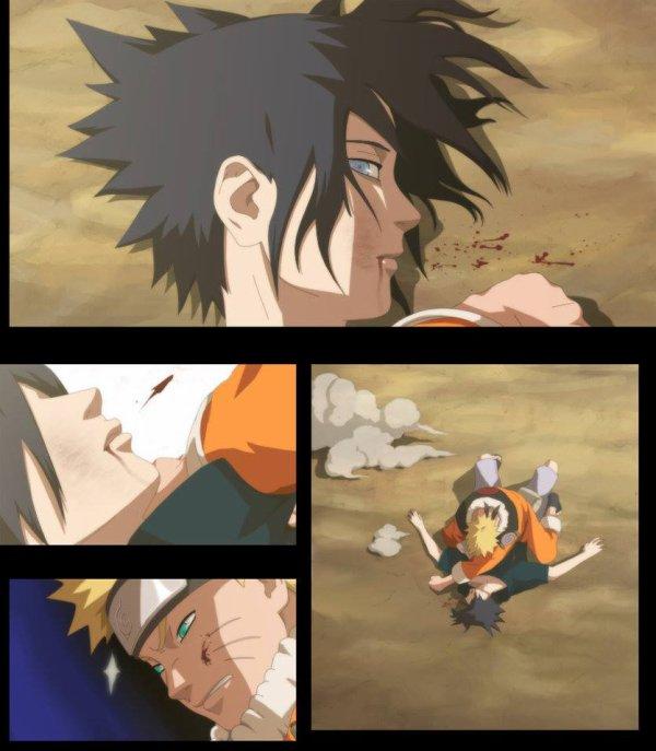 Naruto vs Sasuke épisode 128 :)