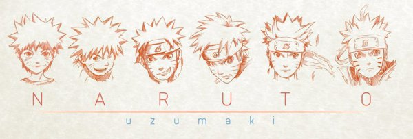 Naruto: évolution