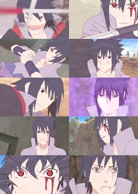 Sasuke parfait <3 :3