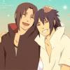 Itachi et Sasuke smile :)