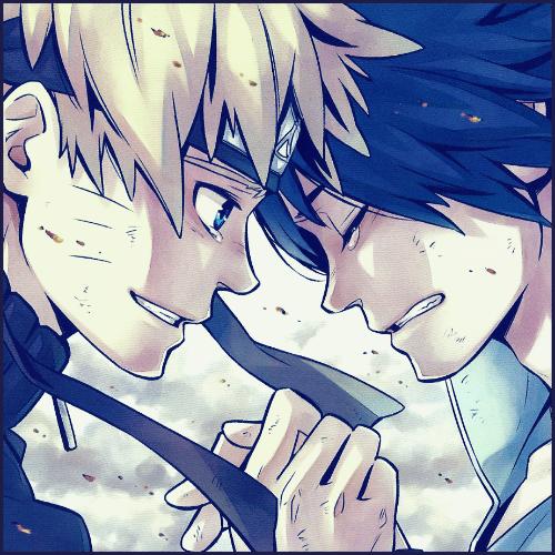Naruto & Sasuke <3 :3