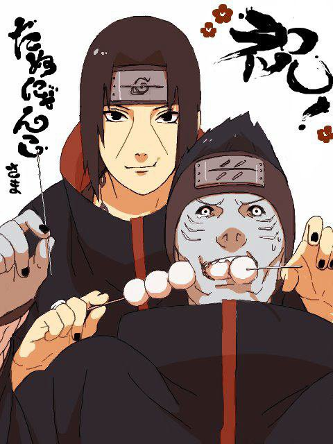 Itachi et Kisame