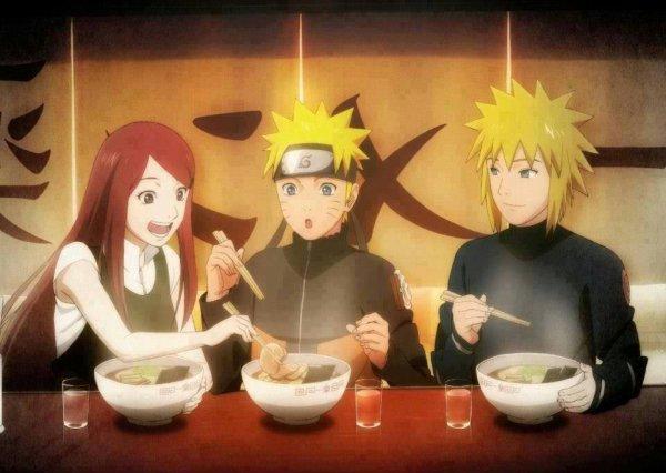 Famille Uzumaki: Ramen <3 :3