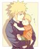 Minato & Naruto <3 :3