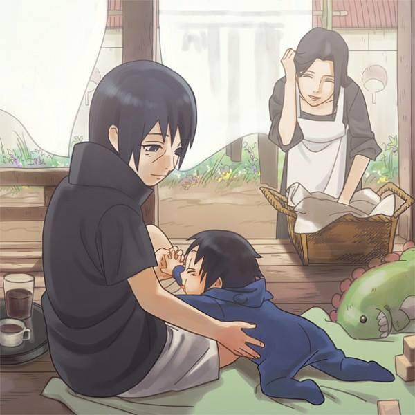 Famille Uchiha <3 :3