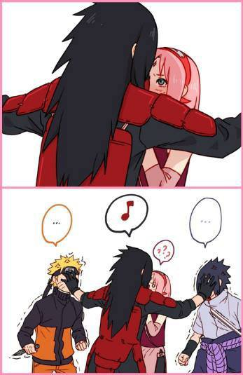 Naruto sakura mini hentai - 2 3