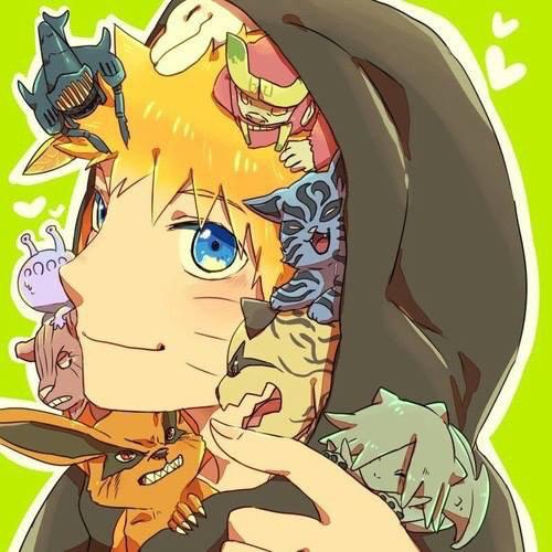 Naruto & Bijuus