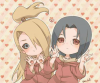 Deidara et Itachi cute :3