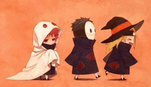 Kawaii pour Halloween  <3 :3