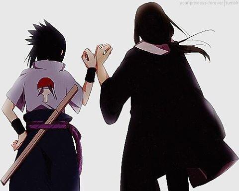 Sasuke & Itachi <3