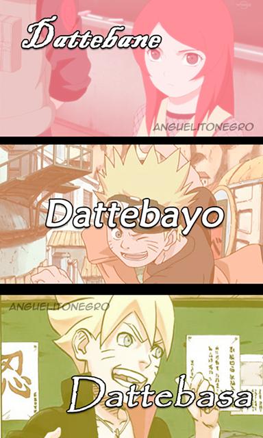 Dattebasa! :D
