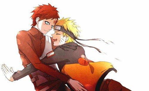 Gaara & Naruto <3 :3