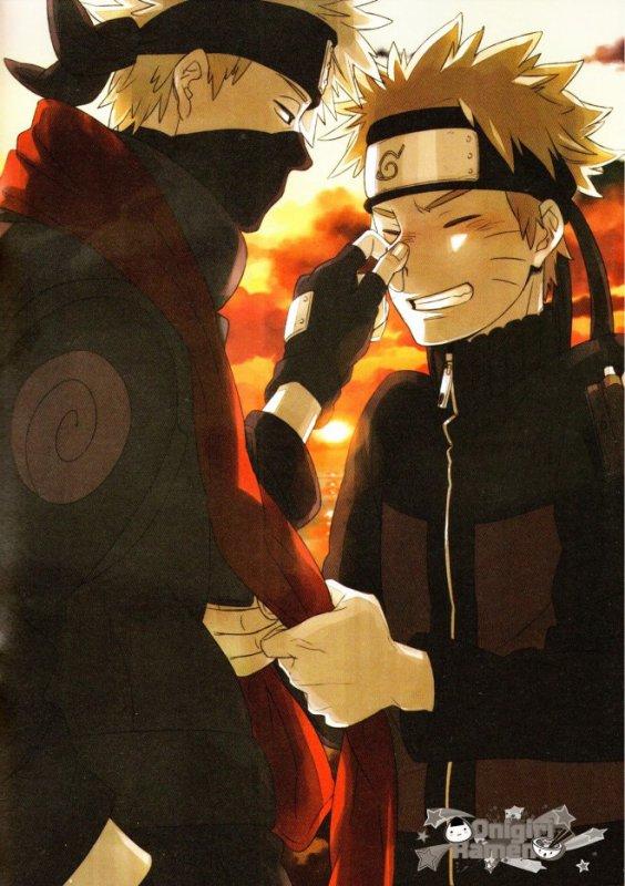 Naruto x Kakashi