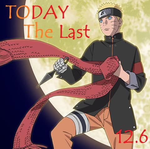 Aujourd'hui The Last T^T