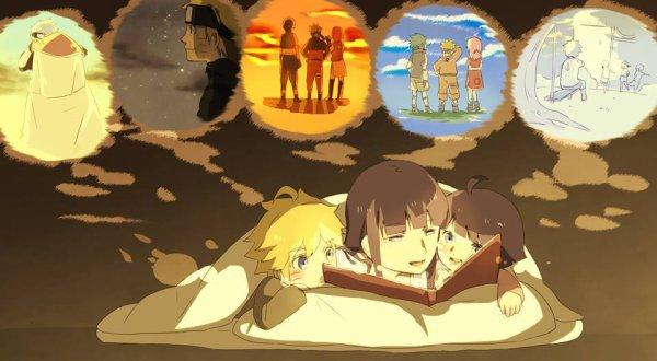 Naruto plus qu'un manga, une légende <3 :3