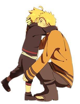 Naruto & Boruto <3 :3