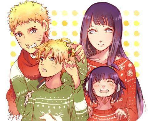 Famile Uzumaki, oui je les aimes <3 :3