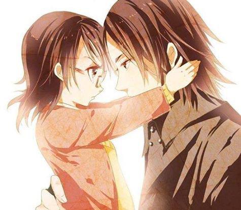 Sasuke & Sarada il sont trop chou! <3 :3