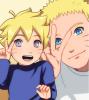 Boruto & Naruto <3 :3