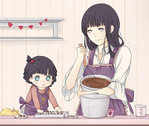 Himawari & Hinata