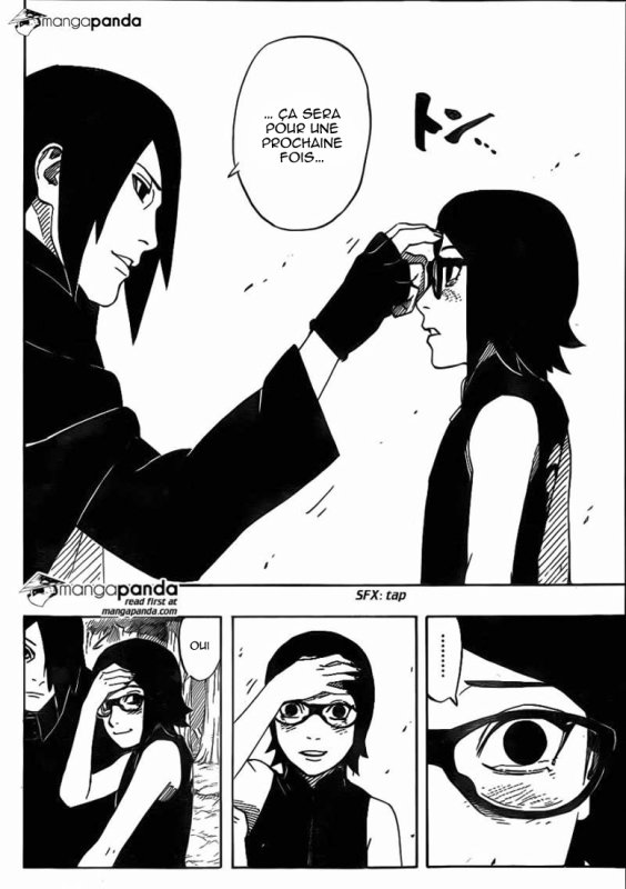 Scan 10 de Naruto Gaiden <3 :3