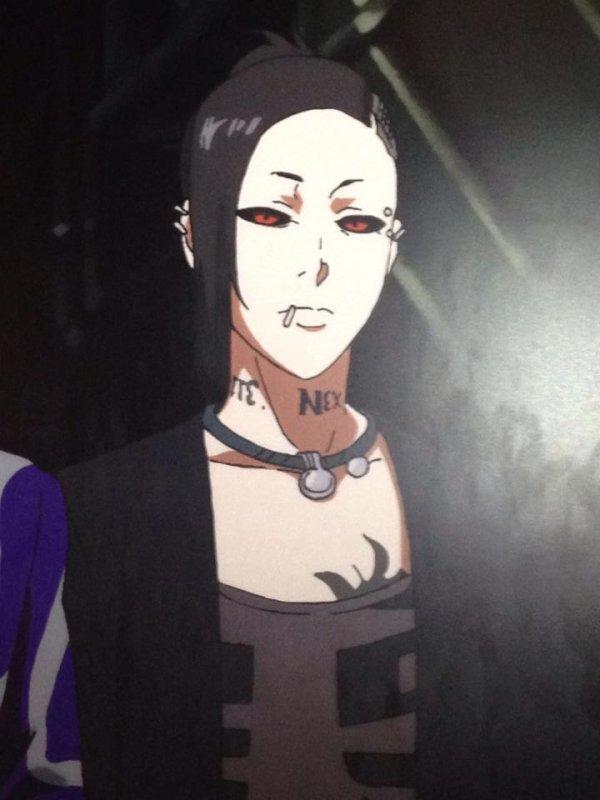 JapanExpo coté Tokyo Ghoul et ma soeur