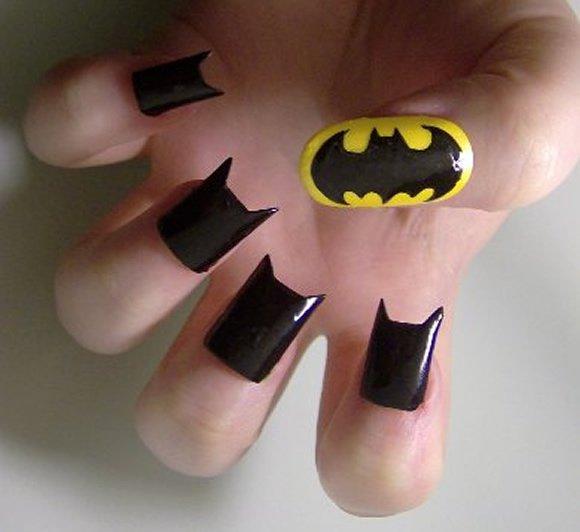 Ongle Batman