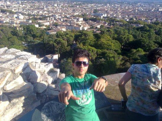 une petite visite a Nîmes...^♥^