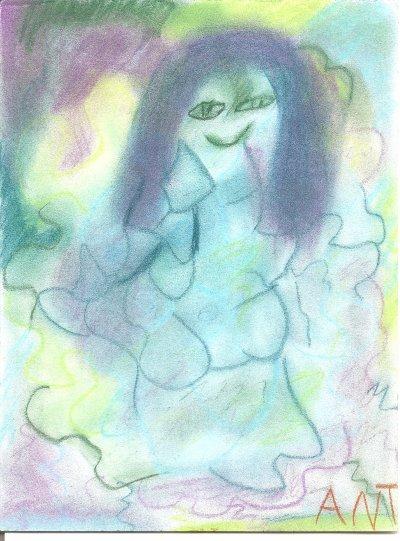La femme d'eau