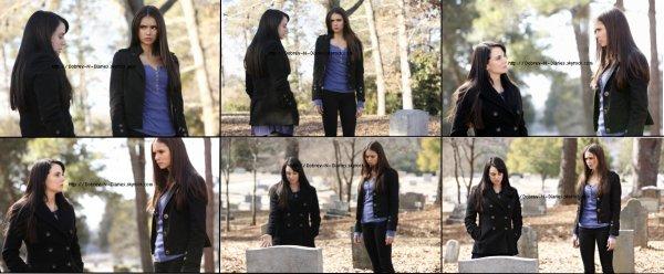 """* Voici des stills de l'épisode 17x2 """"Know You Enemy""""*"""