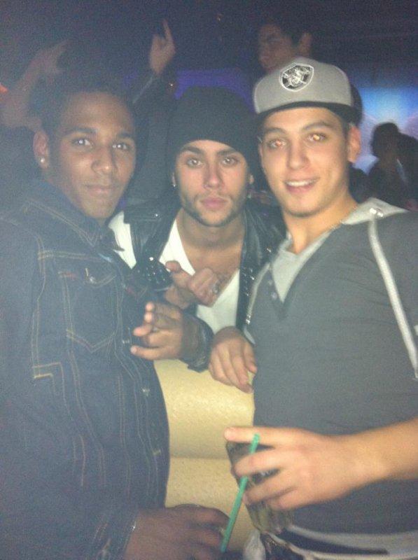 Avec Dany Et Simon ..