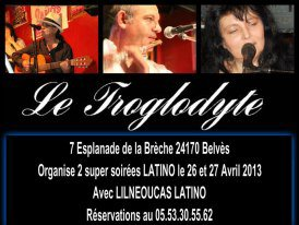 LILNEOUCAS LATINO Programme concerts