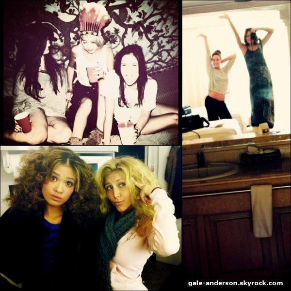 23 décembre 2011: Nicole a posté 4 nouvelles photos sur son Tumblr.