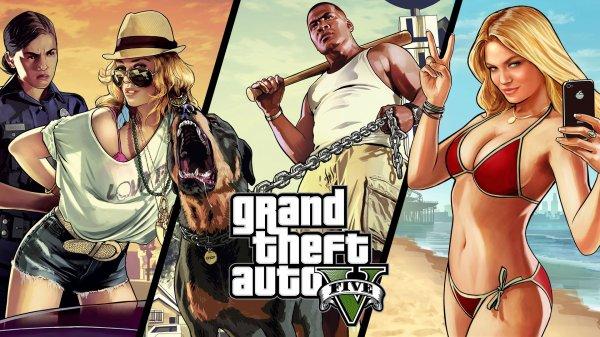 Des animaux dans GTA 5