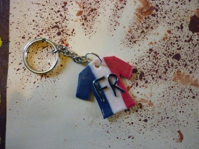 porte clef FRANCE